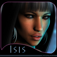 Isis V4 3D Figure Essentials 3D Models reciecup