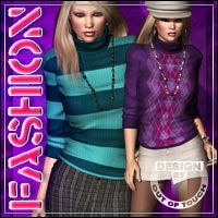 FASHION for Hot Winter by Pretty3D Themed Clothing outoftouch