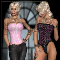 Lingerie Shop for Corset Collection image 3