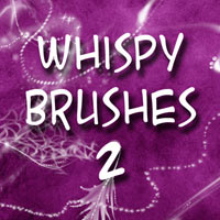 Antje's Whispy Brushes 2 2D Graphics antje