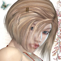 Beth Hair by SWAM