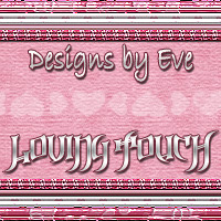DbE- Loving Touch Themed 2D And/Or Merchant Resources DesignsbyEve
