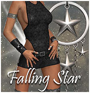 Falling Star Outfit V4 & A4 3D Figure Essentials RPublishing