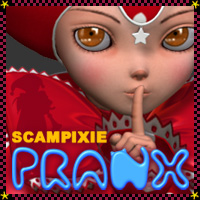 Scampixie Pranx 3D Models 3D Figure Essentials elleque