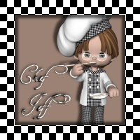 Chef Jeff 3D Figure Assets 3DTubeMagic
