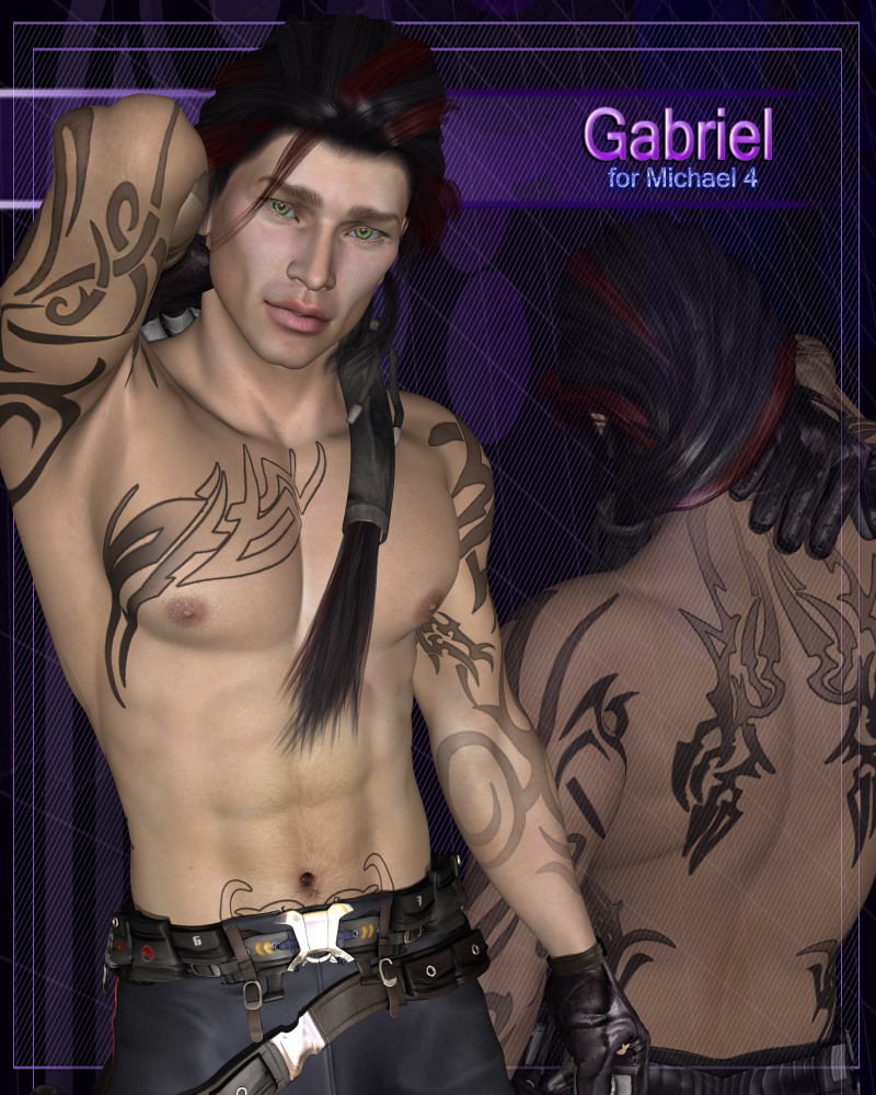 PD Gabriel for Michael 4