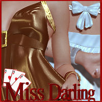 MissDarling V4,A4,Elite,GND4,PB-IV Clothing Themed renapd