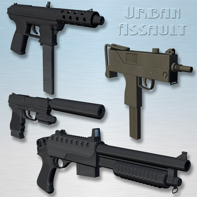 Urban Assault Weapons