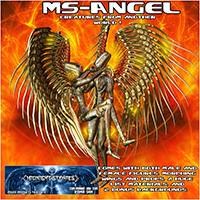 MS-Angel 3D Figure Assets 3D Models midnight_stories