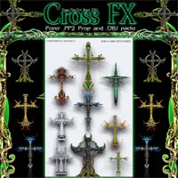 CrossFX 3D Models Poisen
