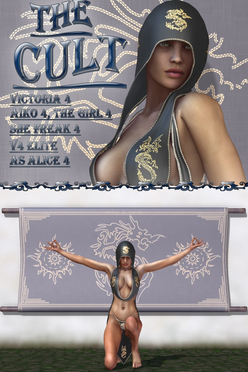 TheCult for V4/A4/G4/F4/Elite/AS Alice4