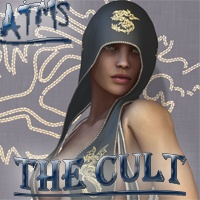 TheCult for V4/A4/G4/F4/Elite/AS Alice4 3D Figure Assets 3D Models atumis