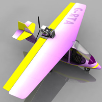 Ultralight GT-500 for Vue image 2