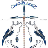 ChainBladeZ 3D Models Poisen