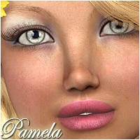 Pamela for Little One  3Dream