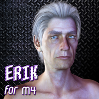 Erik for M4 3D Figure Essentials henrika_amanda