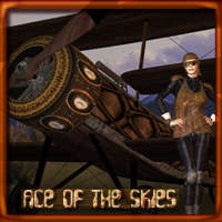 Ace Of The Skies 3D Models EmmaAndJordi