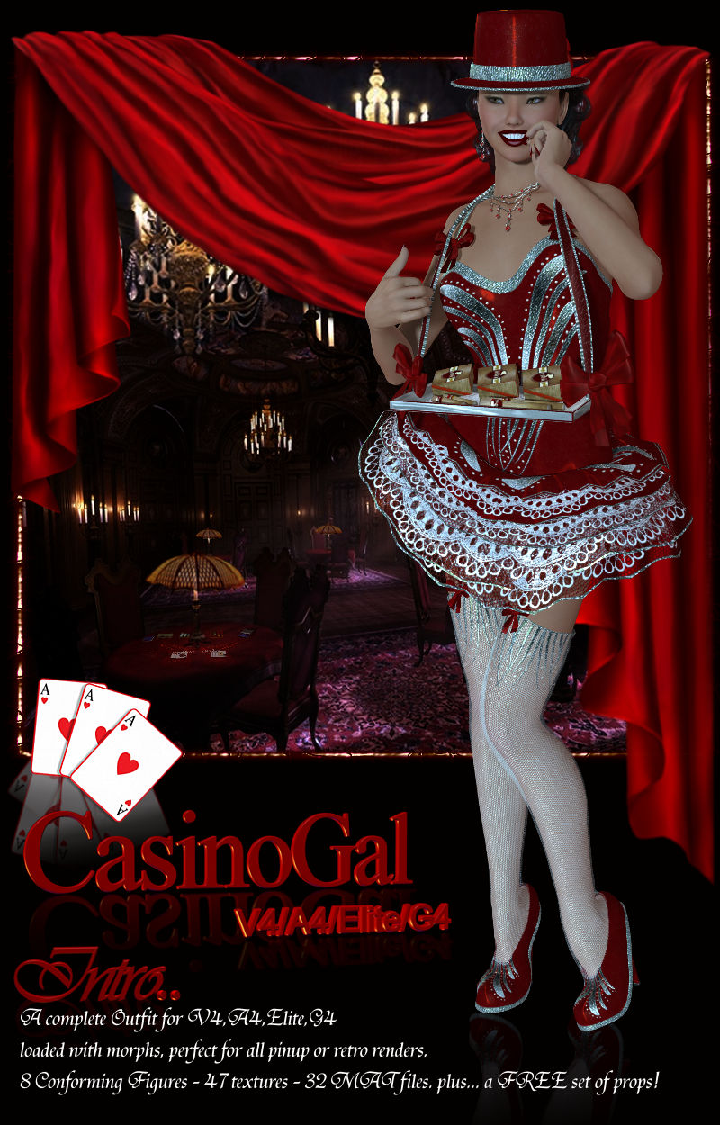 CasinoGal V4/A4/Elite/G4