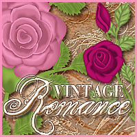 Vintage Romance Papers & Elements 2D Graphics Sveva