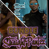 Bundle Straight / Jacket - Pants Themed Clothing Karth