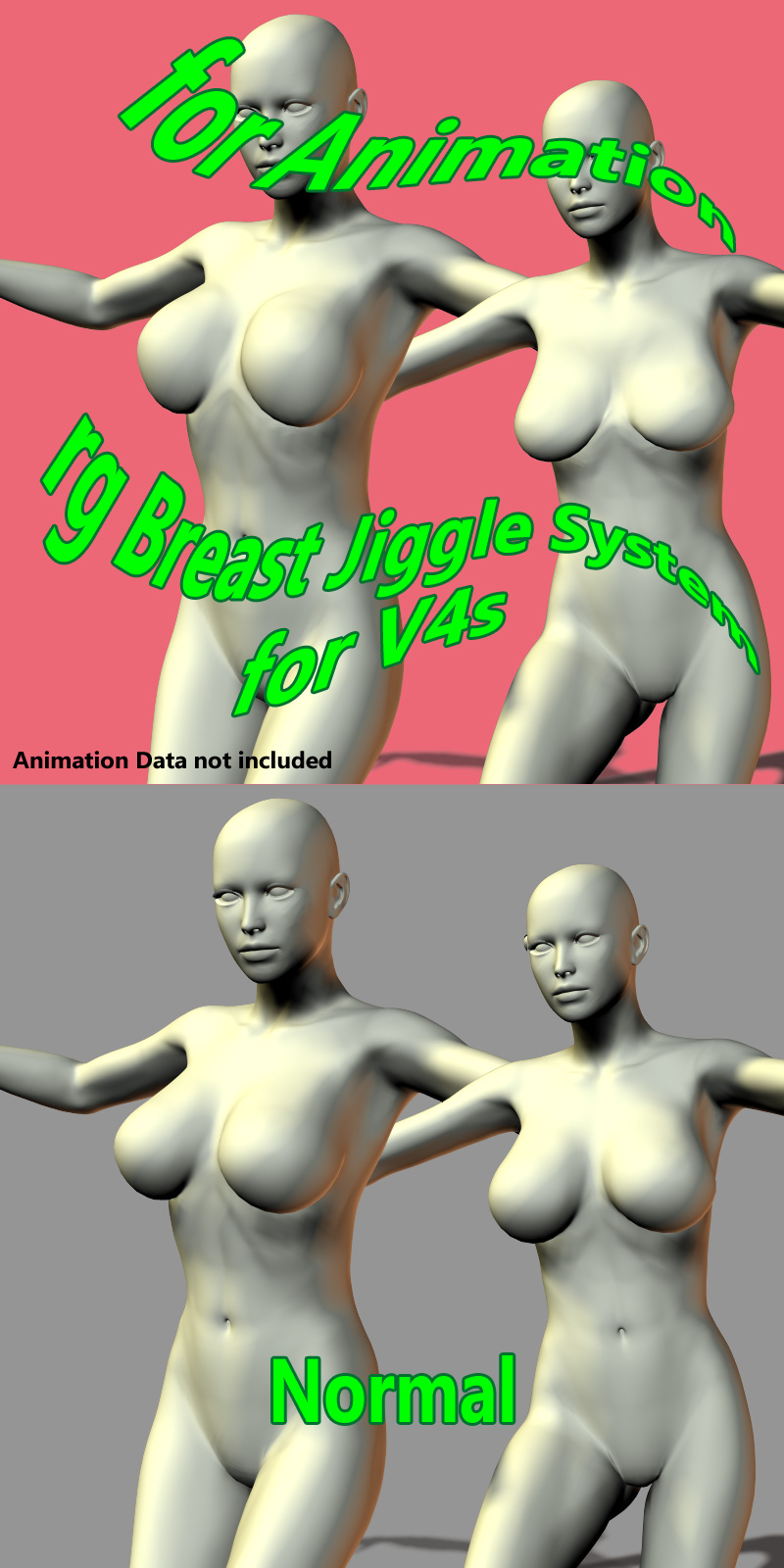 rg Breast Jiggle System for V4s