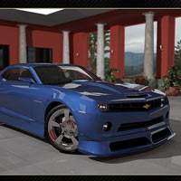 Muscle Car Reborn 3D Models blbarrett