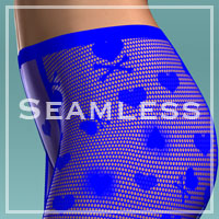 Seamless for Superhose Clothing Themed xxxtatic