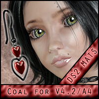Coal For V4.2/A4 - Jewels Included  ForbiddenWhispers