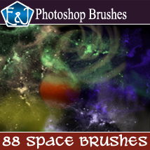 Emma Alvarez Space Brushes 2D Graphics EmmaAndJordi