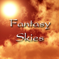 30 MORE Sky Backgrounds image 2