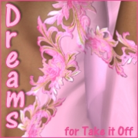 Dreams for Take It Off 3D Figure Assets 3D Models GRAWULA-Design