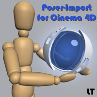 CinePoser LT 2 Software Dimension3D