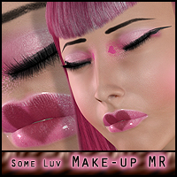Some Luv: Make-up Resource for V4 2D Graphics ForbiddenWhispers
