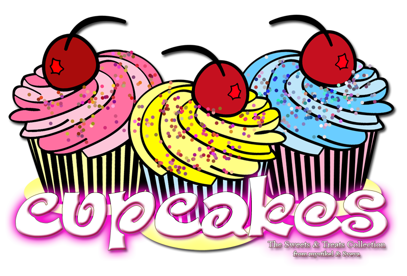 Sweets & Treats Collection: Cupcakes