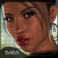 Babs 3D Figure Essentials reciecup