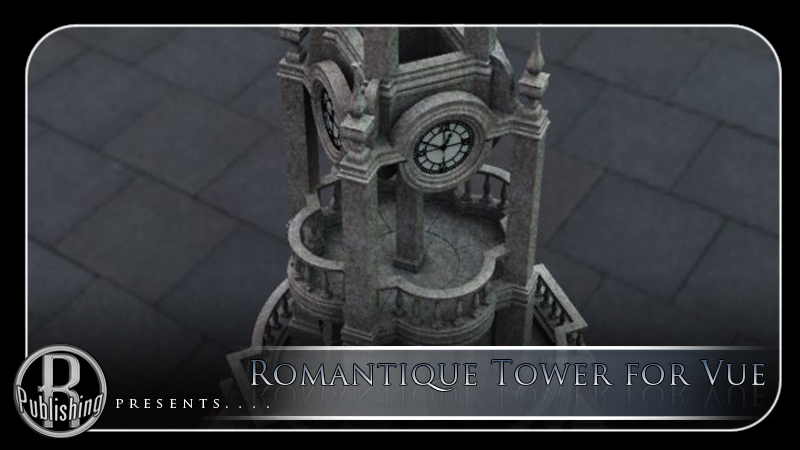 Romantique Tower for Vue by RPublishing