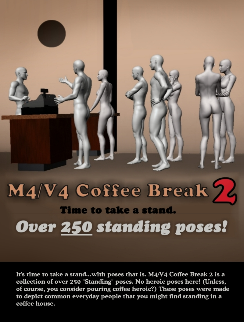 M4/V4 Coffee Break 2