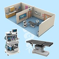 The Operating Theatre 3D Models VanishingPoint