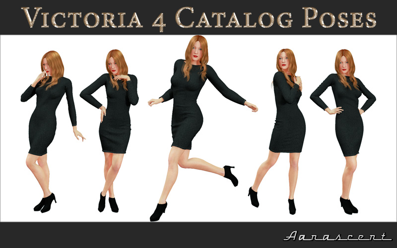 3D Celebrity Look-alikes for DAZ Studio & Poser