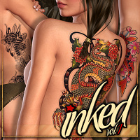 Inked Vol.1 2D Graphics ShanasSoulmate