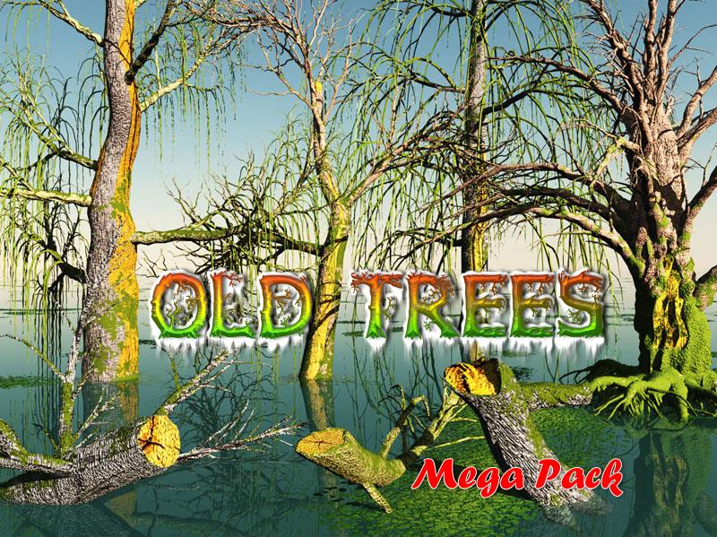 Old Trees Mega Pack