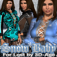 Snow Baby for Lost by 3D-Age  fratast