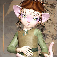 Scampixie Adventure 3D Figure Essentials 3D Models SilverElf_SE