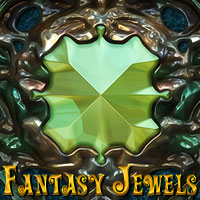 Fantasy Jewels 3D Models 2D Graphics designfera
