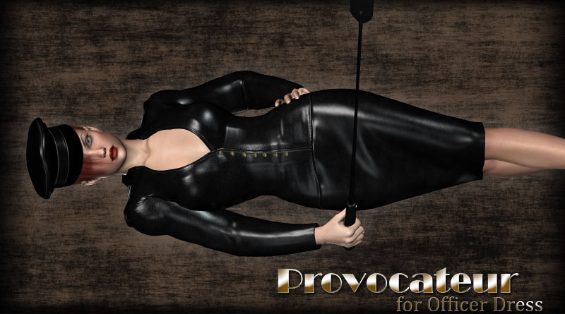 Provocateur for Officer Dress for V4