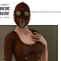 SteamPunk - Protective Mask image 4