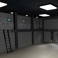 Cargo Bay (Poser & OBJ) by bandolin