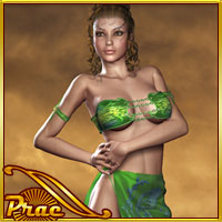 Ethos for V4/A4/Elite 3D Models 3D Figure Essentials prae