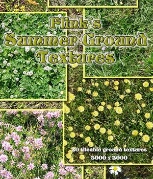 Flinks Summer Ground Textures 3D Models 2D Graphics Flink