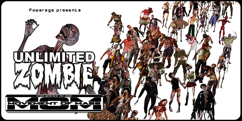 M.O.M Unlimited Zombie
